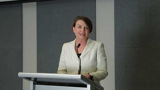 Anna Bligh Event Video